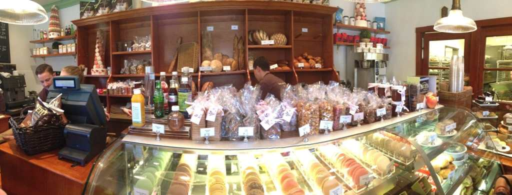 Bouchon bakery Napa Valley beyond wine