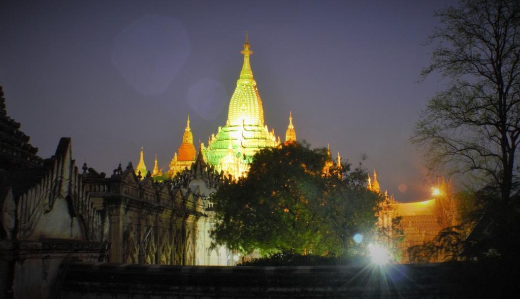 Bagan's Ananda Patho