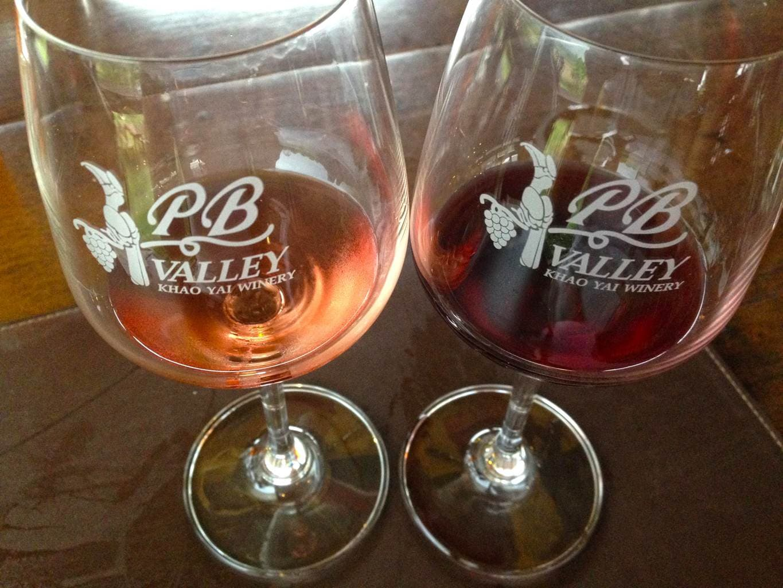 PB Valley Winery wine tasting