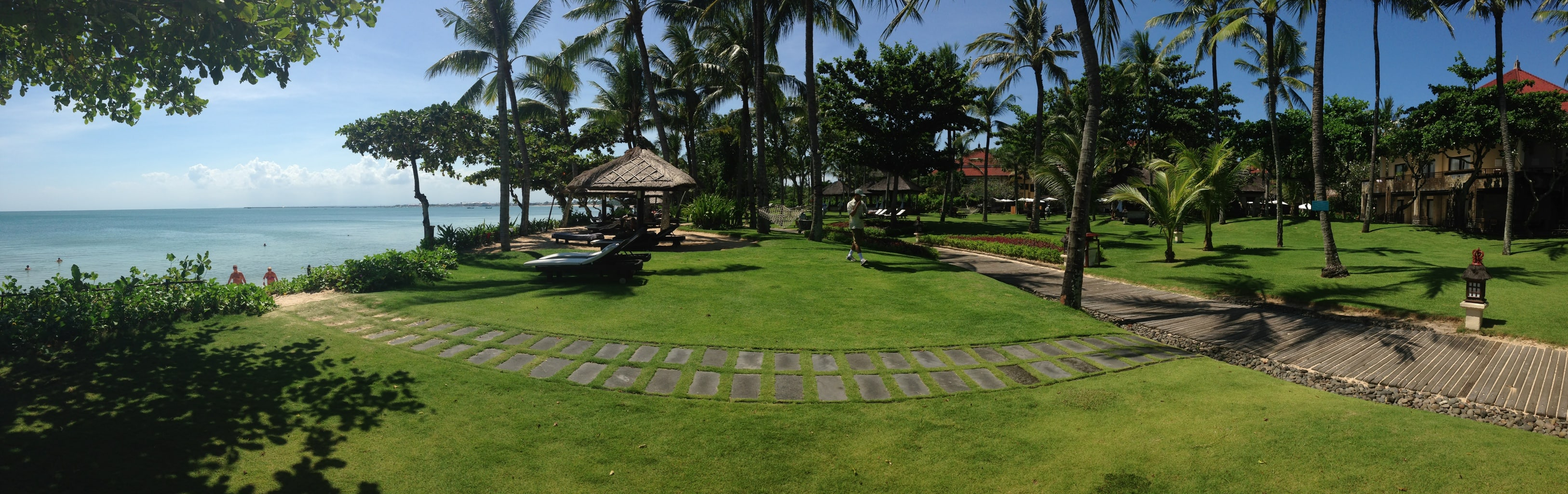 Oh-So: An exclusive stay at the Intercontinental Resort Bali