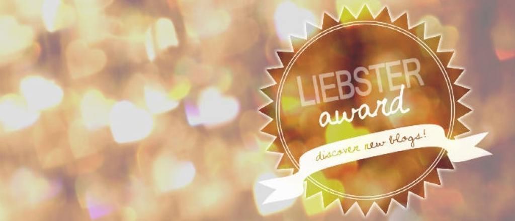 Liebster blogger award