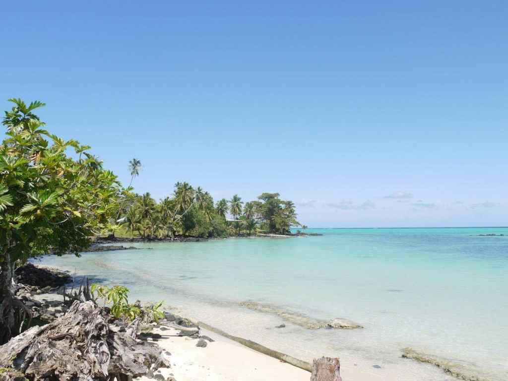 Manono Island - Samoa