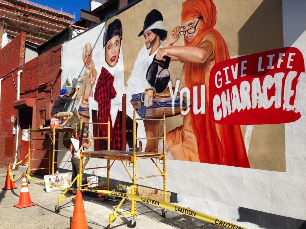 Street Art in Williamsburg