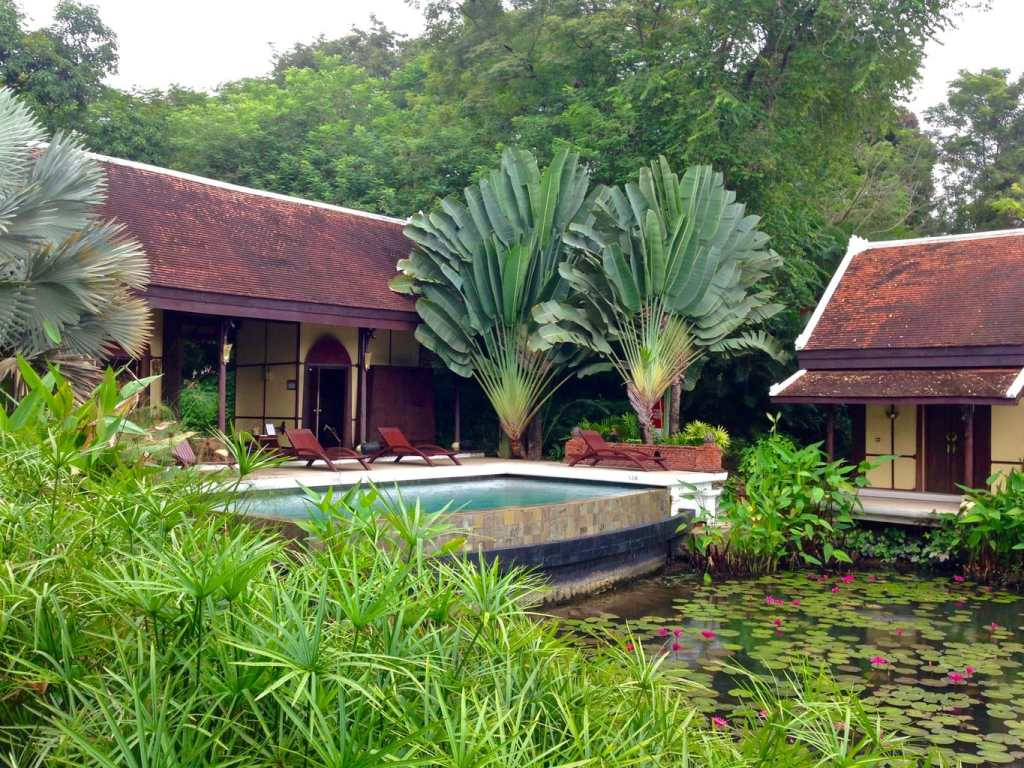 La Residence Phou Vao spa