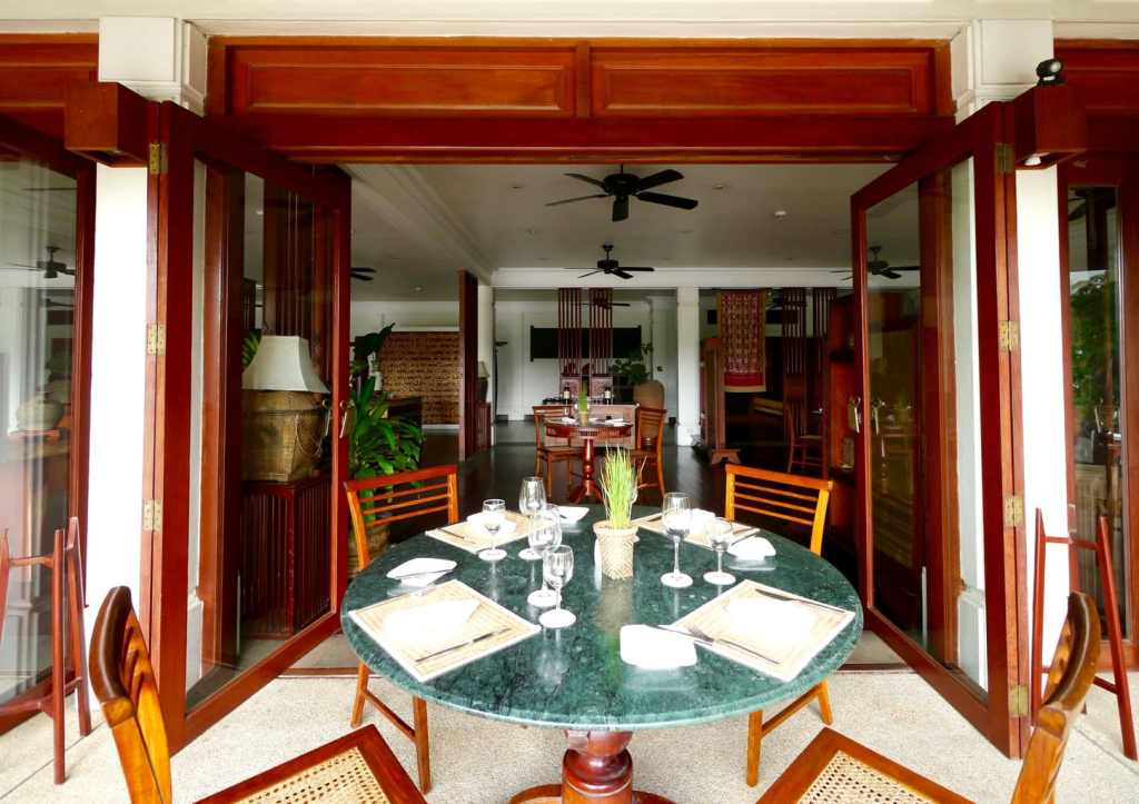 La Residence Phou Vao Restaurant