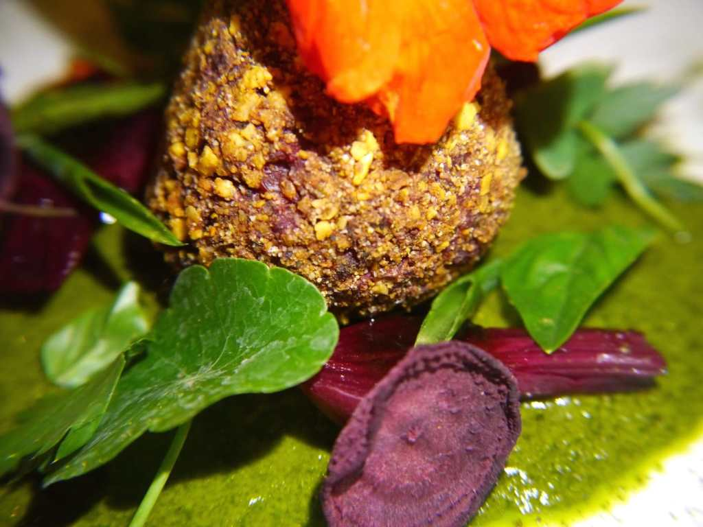 Raw food at Five Elements