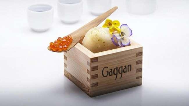 Drunken Samurai at Gaggan