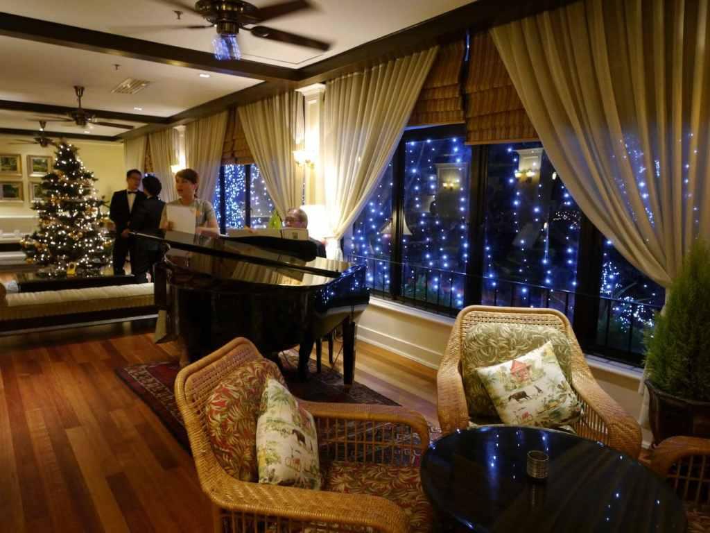 Tea room Cameron Highlands Resort
