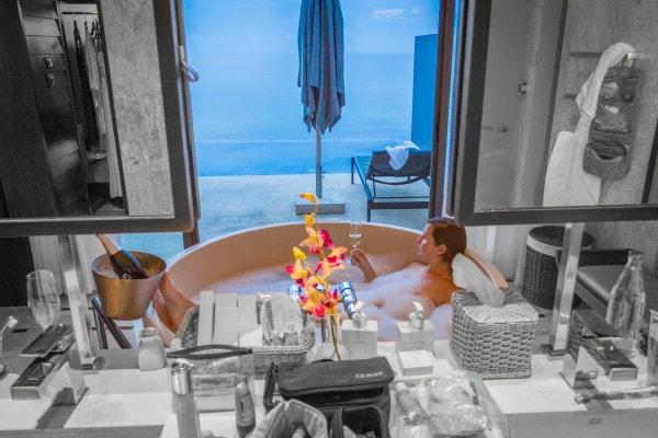 Conrad Koh Samui bathroom