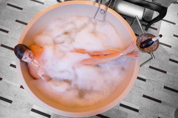 Conrad Koh Samui Bathtub