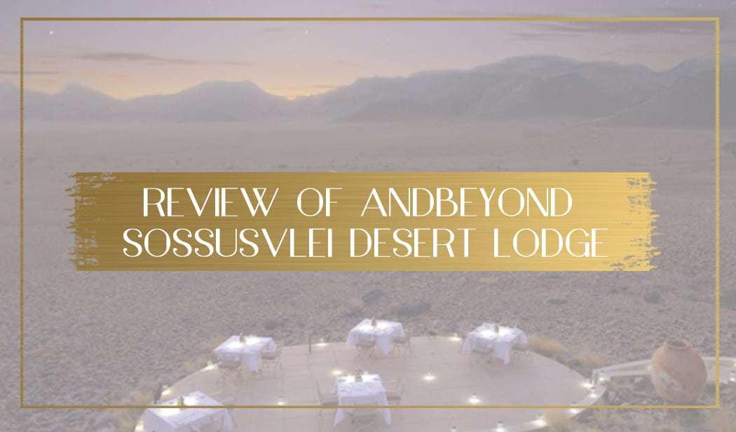 AndBeyond Sossusvlei Desert Lodge main