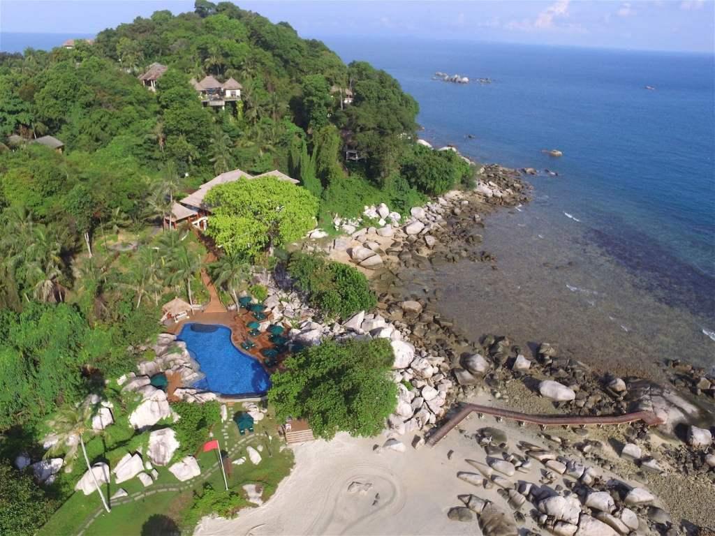 Banyan Tree Bintan pool