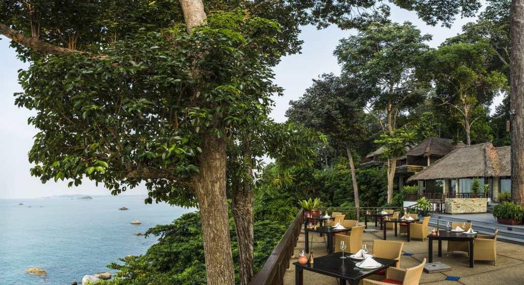 Banyan Tree Bintan Treetops restaurant