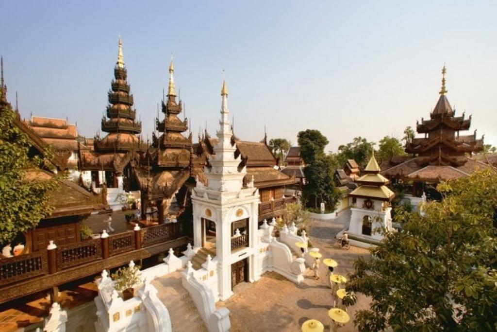 Dhara Devi Chiang Mai Spa