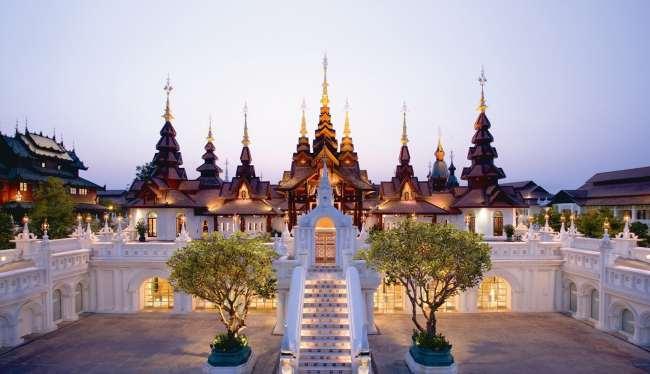 Dhara Devi Chiang Mai Lobby