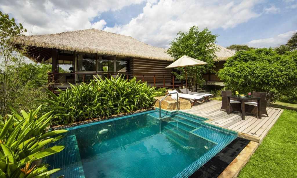 Ulagalla Villa Pool