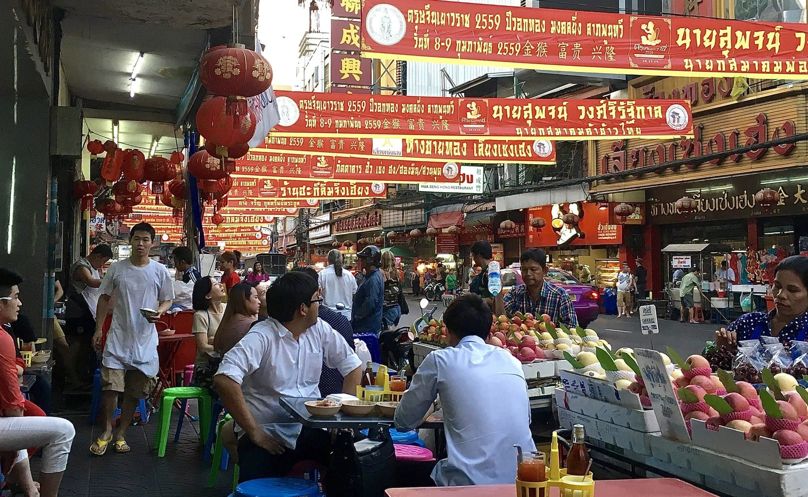 Bangkok Chinatown food tour - What the locals eat