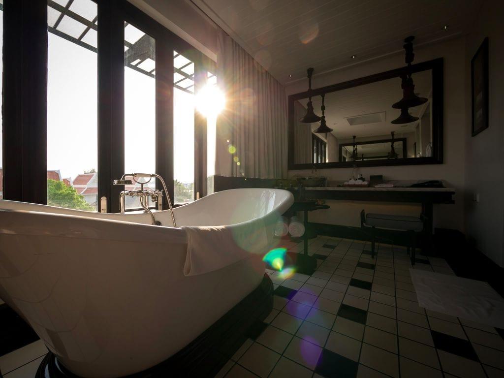 The Siam bathtub