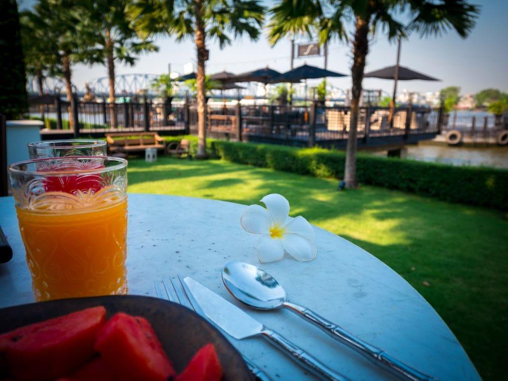 The Siam breakfast