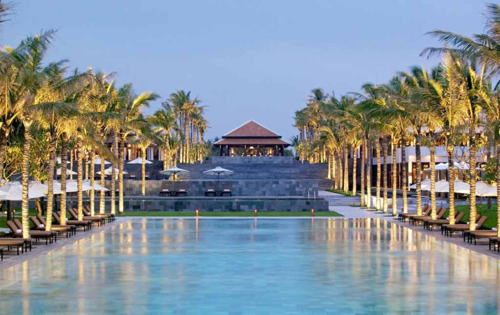 Luxury Beach Resorts Hoi An Vietnam