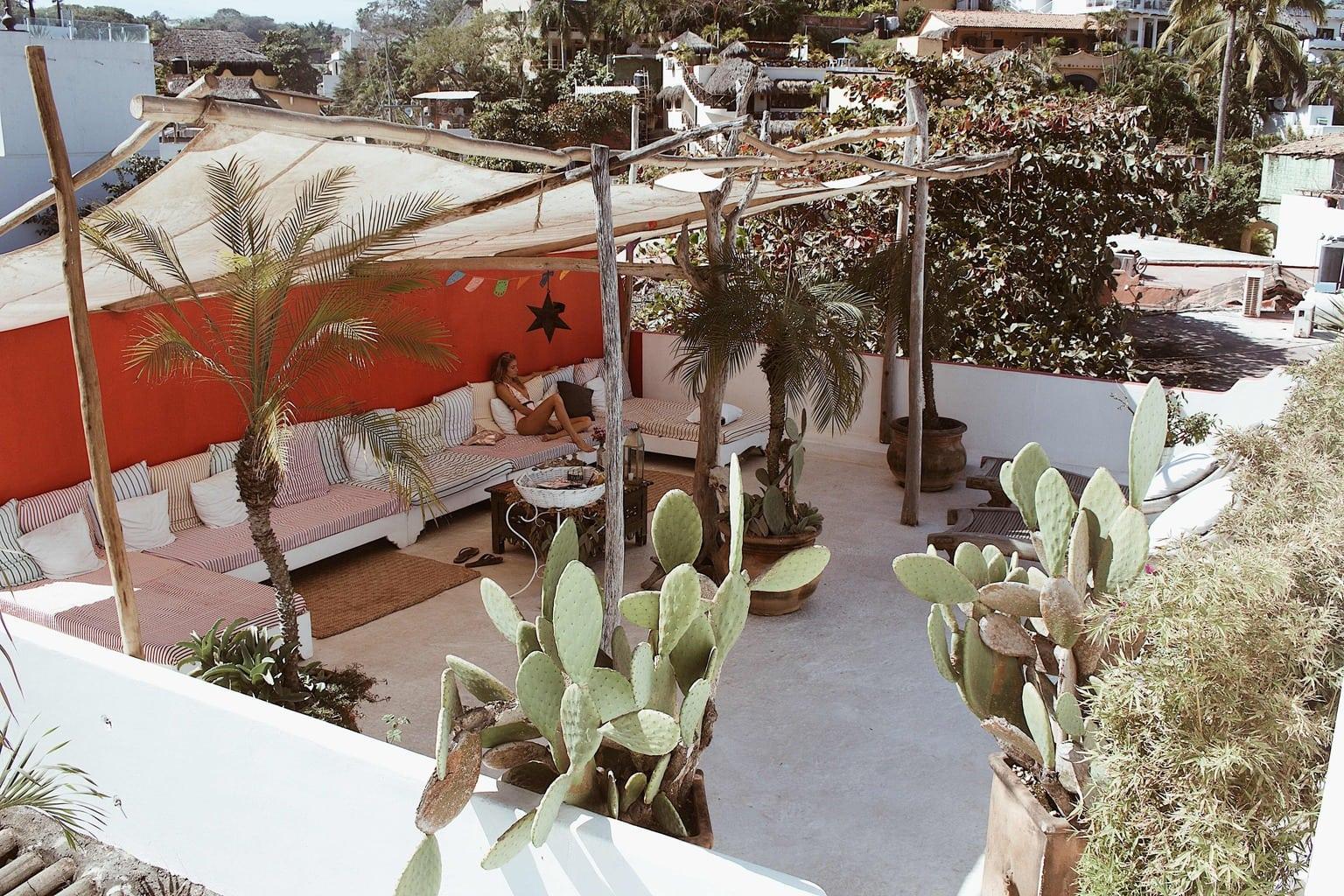 Petit Hotel Hafa Sayulita