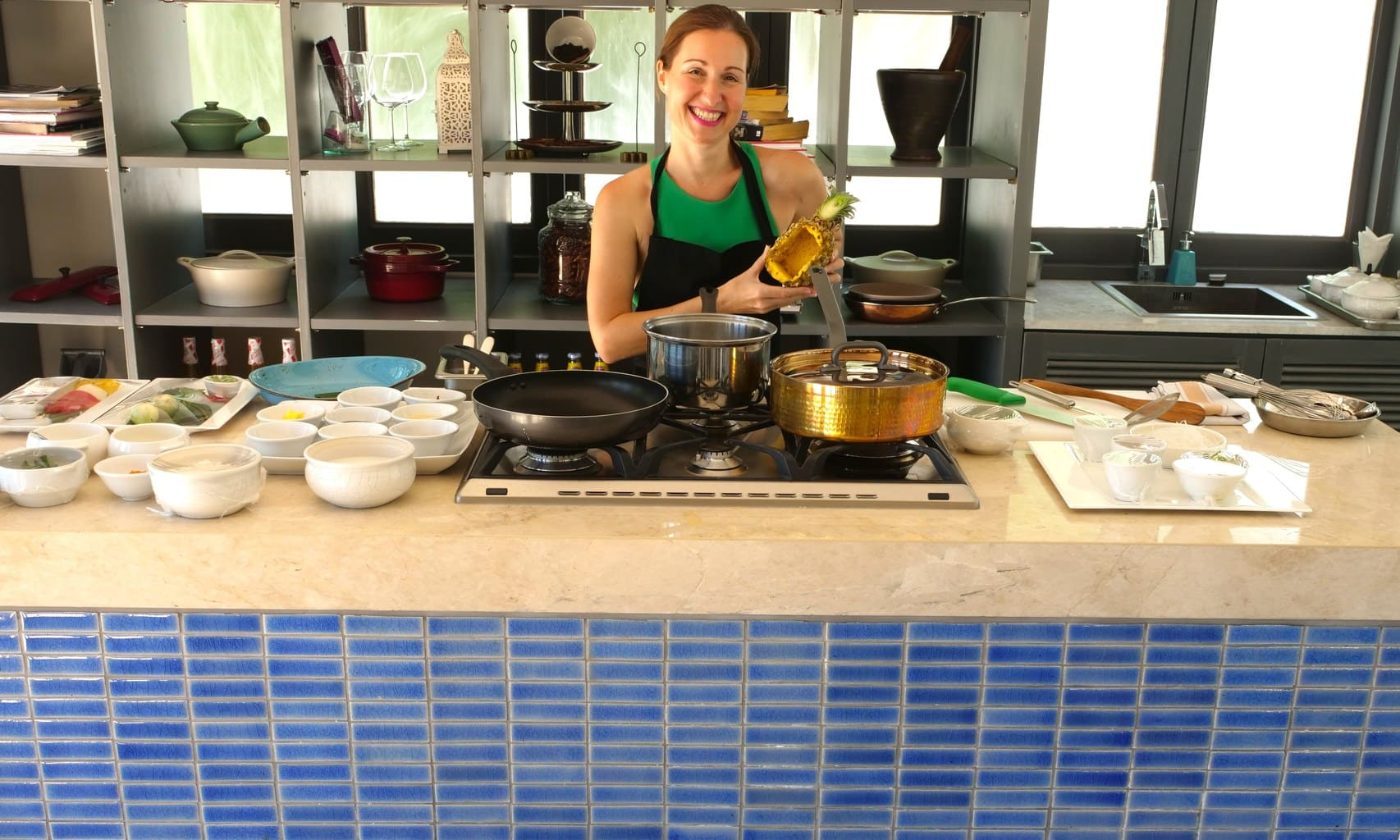 """""""Cooking class The Boathouse Phuket"""""""