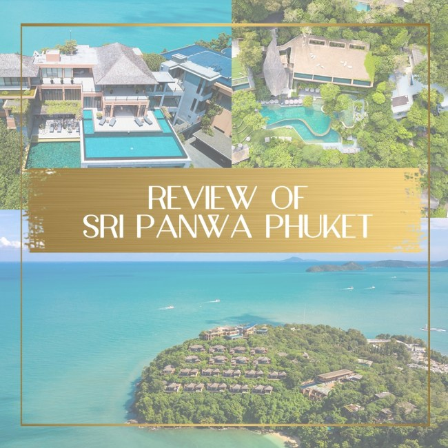 Review of Sri Panwa feature