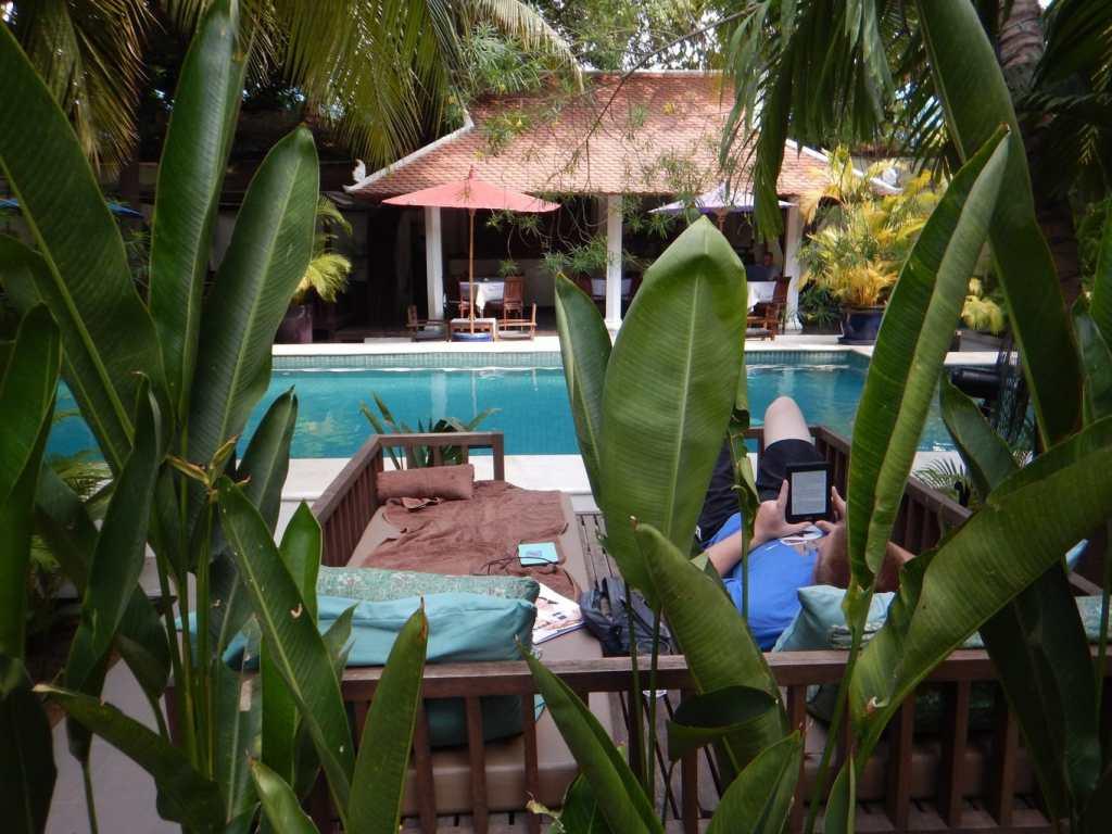 The lush pool