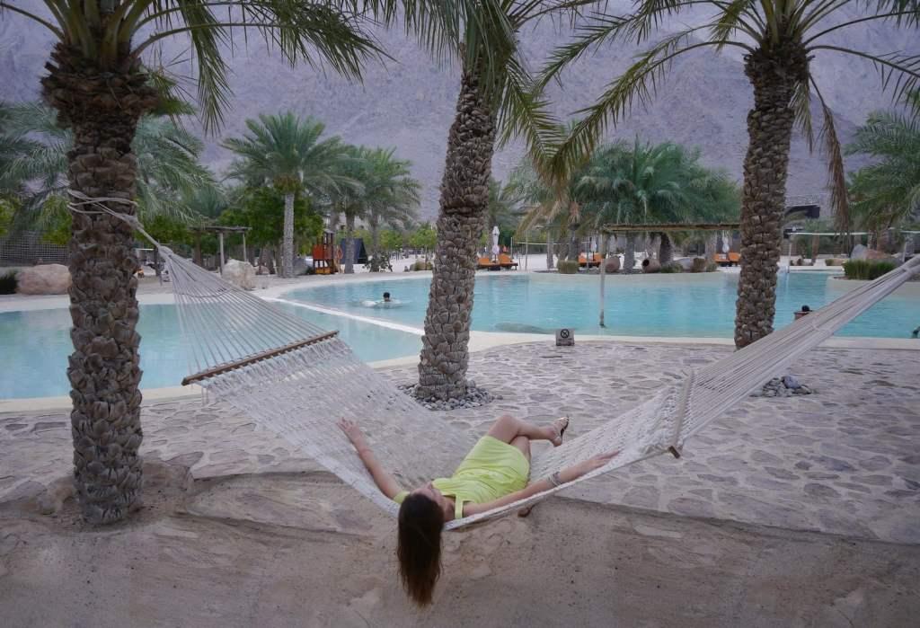 Six Senses Zighy Bay pool