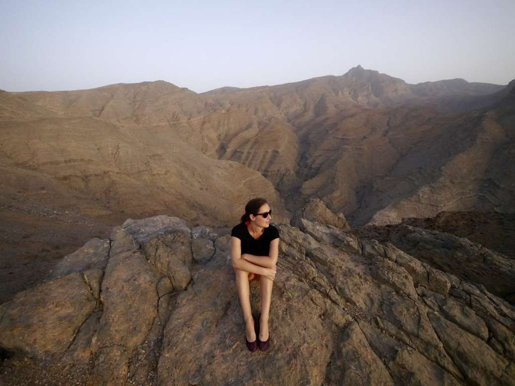 Hajar Mountains and surroundings