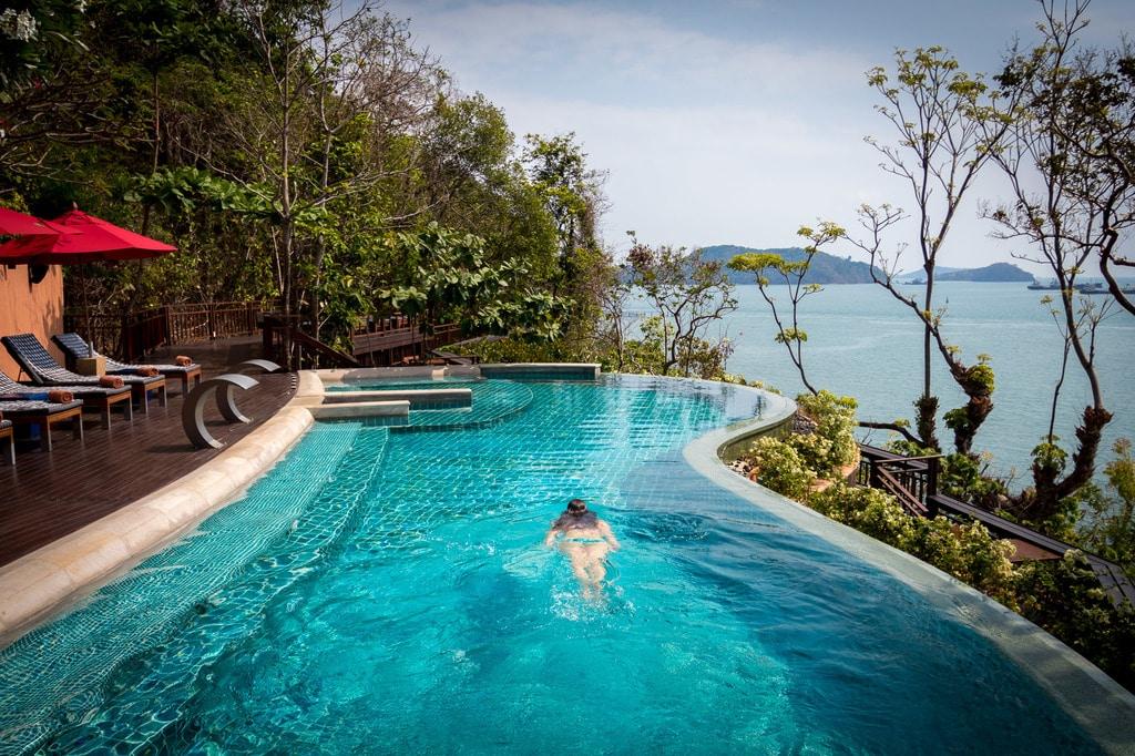 Sri Panwa pool