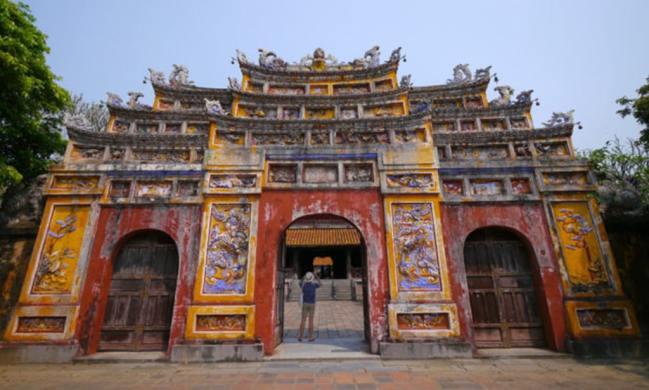 da nang itinerary hue