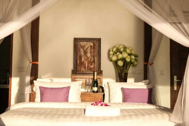 """Mekong Bungalow room"""