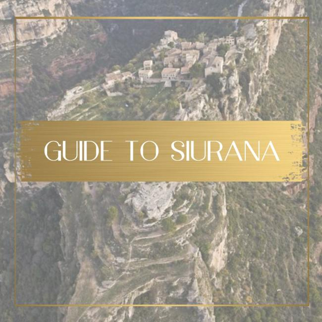 Guide to Siurana feature