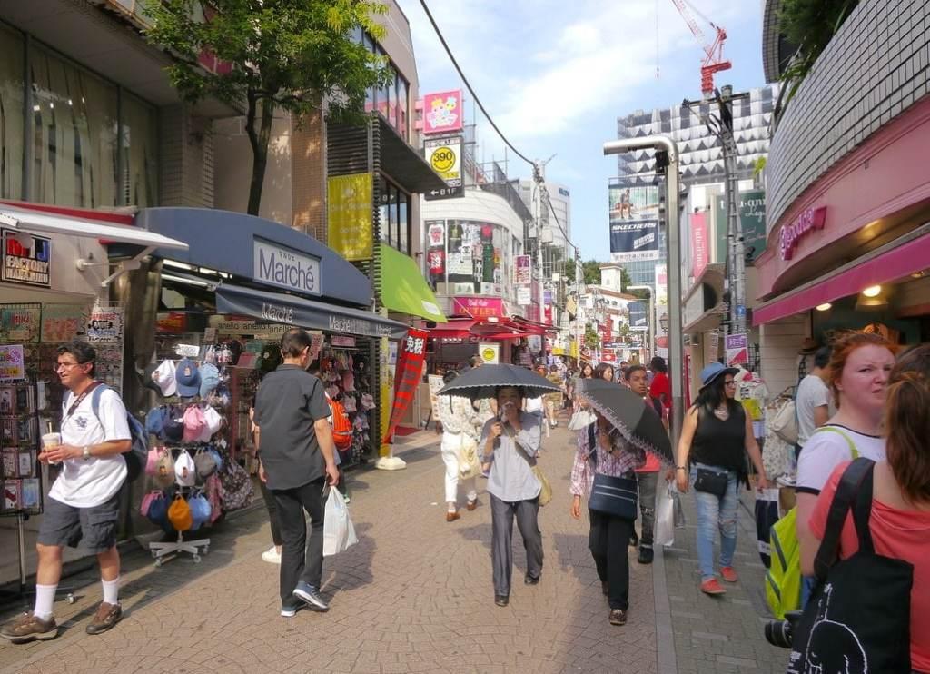 Best of Tokyo, Shibuya/ Harajuku