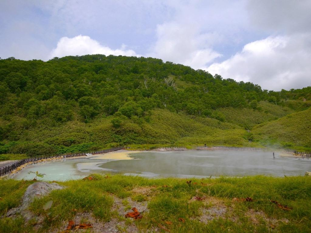 Natural Onsen Niseko