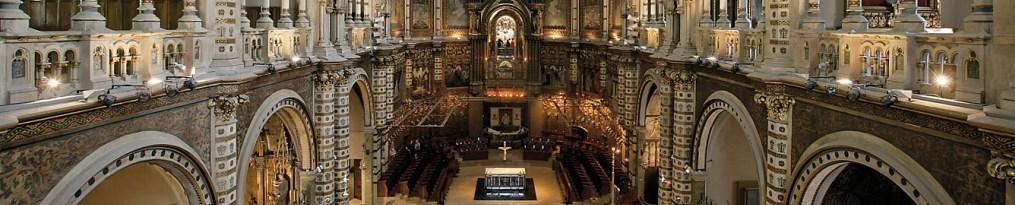 """""""Basilica de Montserrat"""""""
