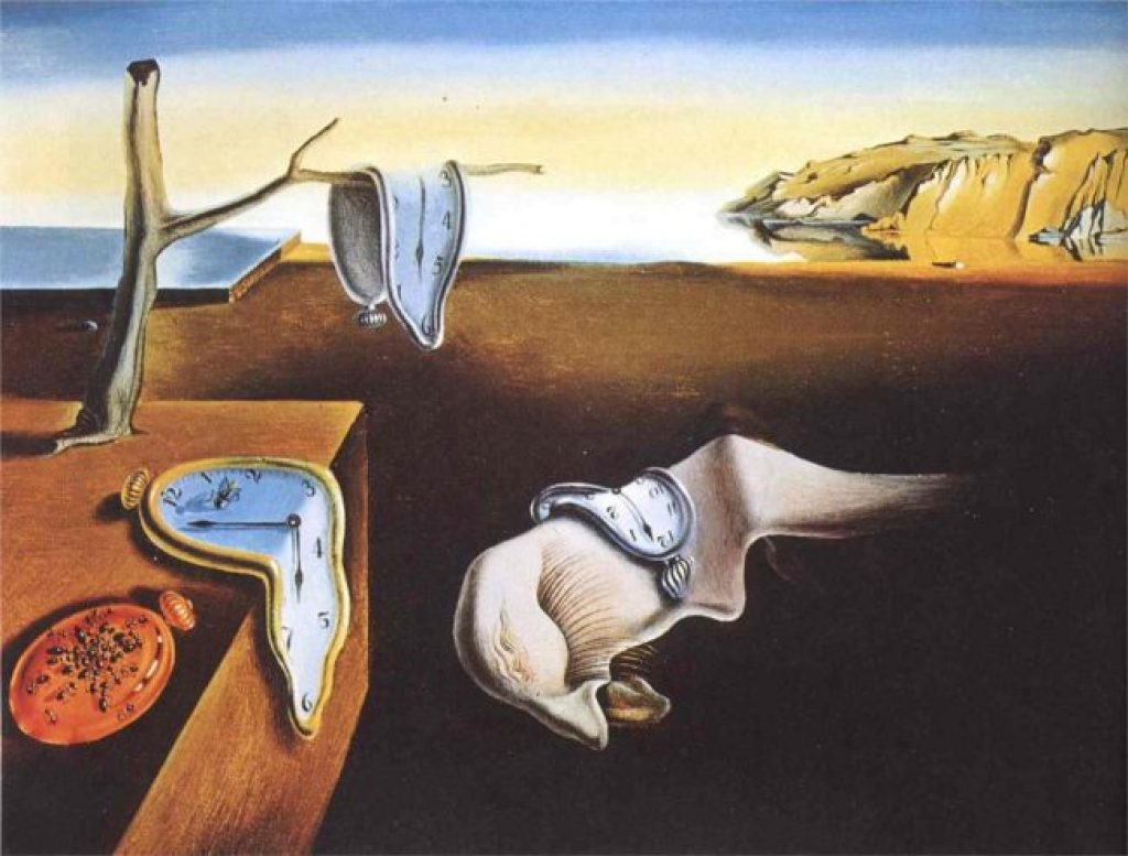 """The persistence of memory by Dali"" day trips from Barcelona"
