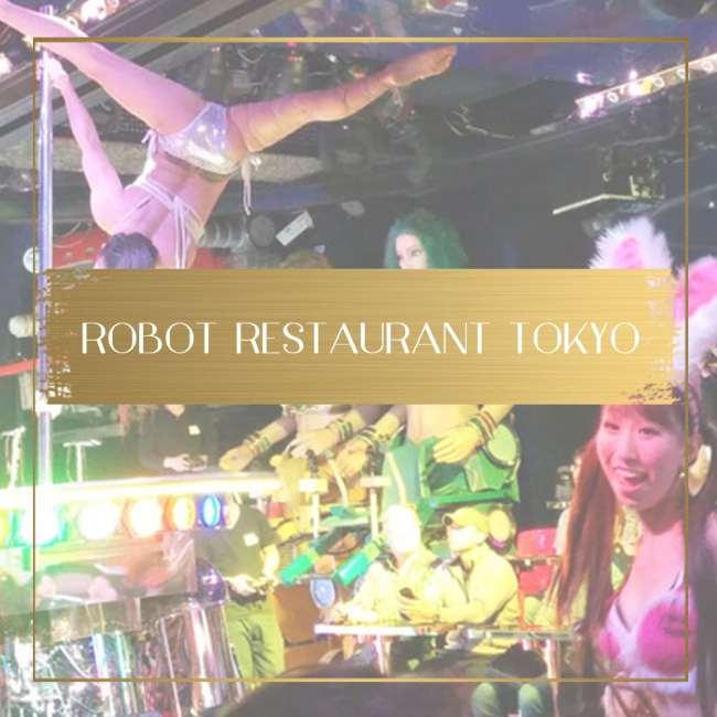Robot restaurant tokyo feature