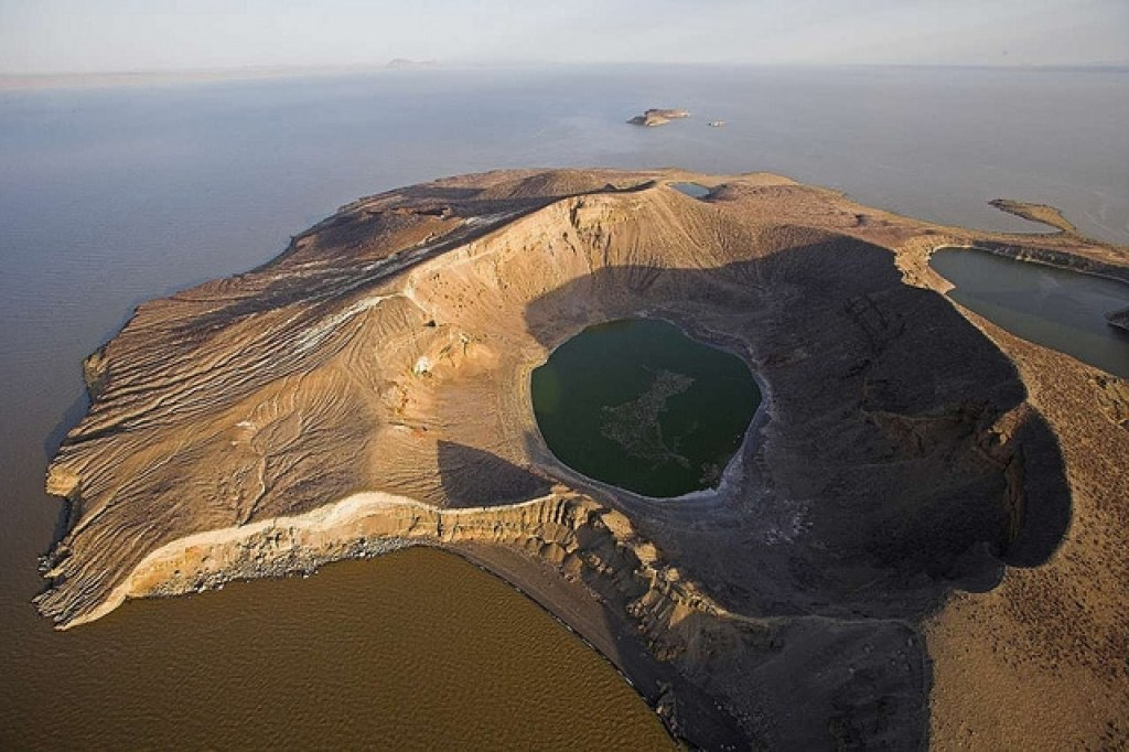 Central Island, Lake Turkana