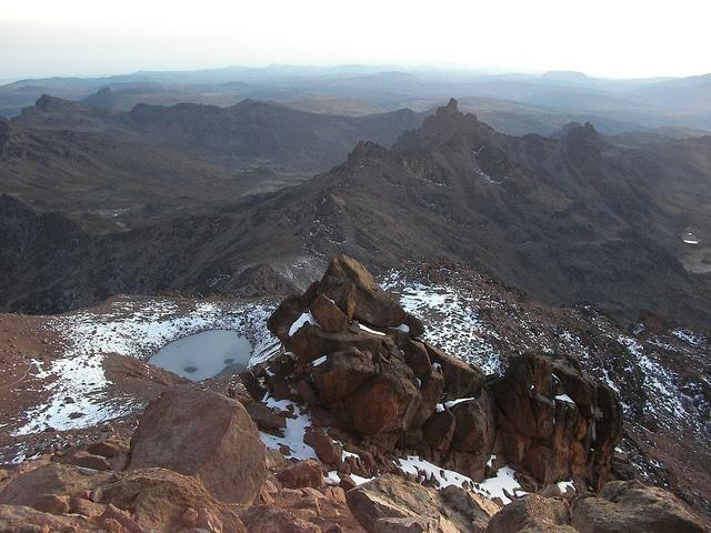 """""""Mount Kenya"""""""
