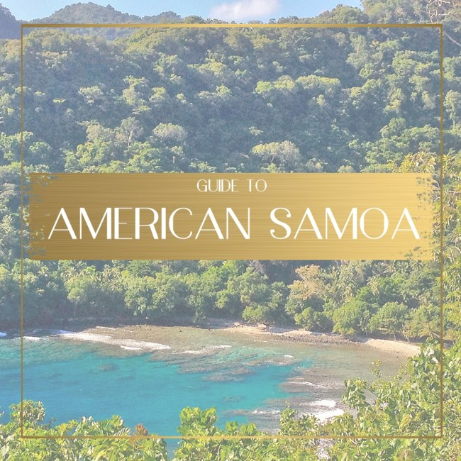 Guide to American Samoa Feature