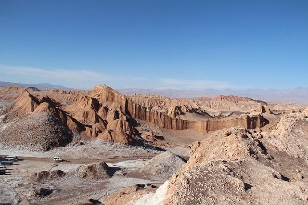 Atacama Valle de la luna