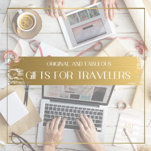 Gifts for travelers Feature