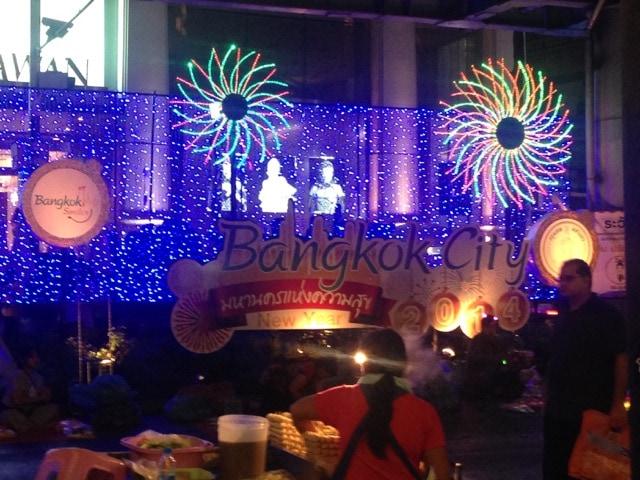 """New Years Eve in Bangkok"""