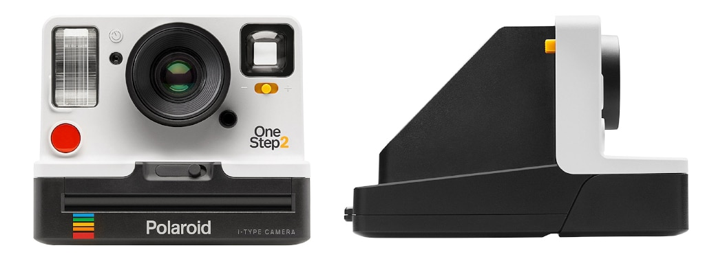 polaroid camera ghost writing companies