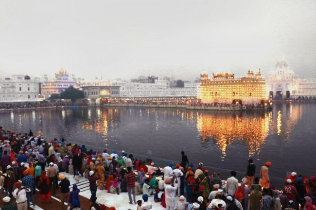 """Amritsar The Golden Temple"""
