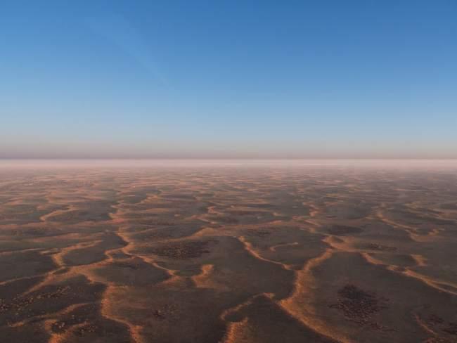 """The plains around Uluru Ayers Rock and Kata Tjuta"""