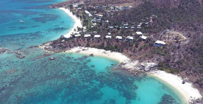 """Lizard Island resort"""