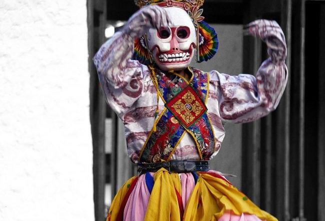 """Bhutanese traditional dances"""